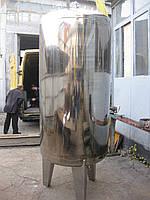 Емкость из нержавеющей стали 20000 литров