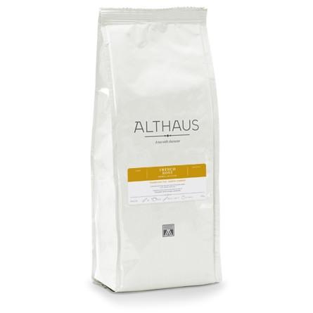 Чай Althaus French rose 125г(6)