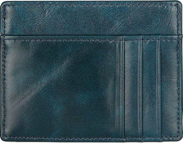 Кредитница Vintage 14501 Темно-Зеленая, Зеленый