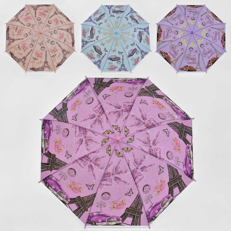 Зонтик детский C 31638 (60) 4 вида