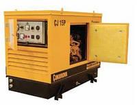 Генератор серия C Cukurova с двигателем Cummins 3 фазы 1500 об / мин, 50 Гц - 230/400 В