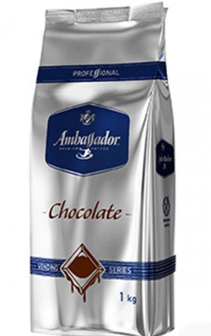 Растворимый горячий шоколад Ambassador Chocolate Taste 1кг