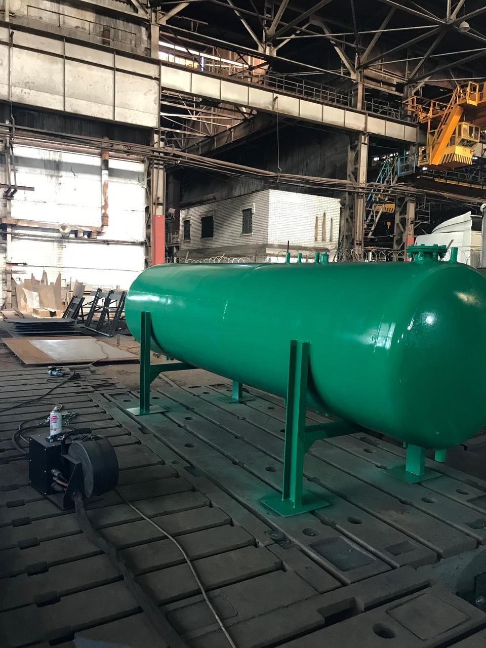 Емкость для хранения воды 2000 литров (2 куб. м.)