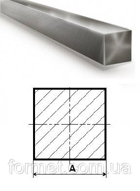 Квадрат 35*35 ст.S235JR, фото 2