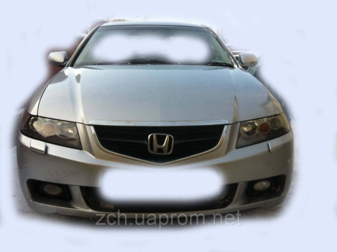 Противотуманные фары Honda Accord