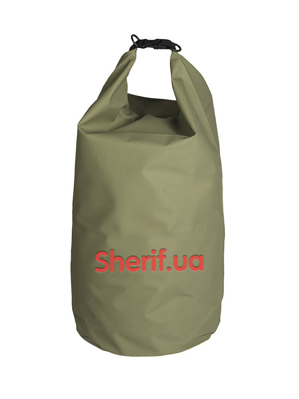 Мешок  водонепроницаемый (гермомешок) Olive, 50 литров  MIL-TEC 13873001
