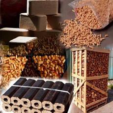 Древесные пеллеты,брикеты (биотопливо)