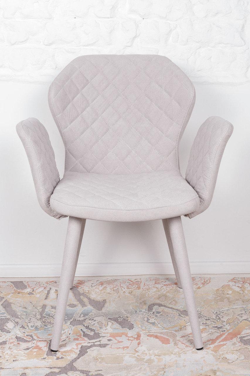 Кресло Nicolas VALENCIA 60х68х88 см бежевый