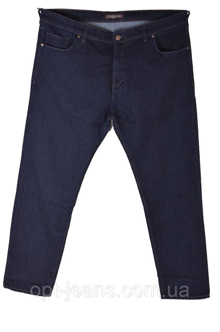TEXCEL мужские джинсы БАТАЛ(44-52/5шт.) Осень 2019