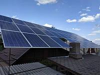 Солнечная электростанция  1 кВт