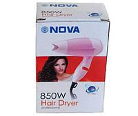 Дорожный фен для волос Nova TC 1395