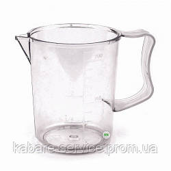 Мерный стакан 250 мл (поликарбонат)