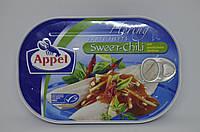 Филе сельди Appel Herring Filets Sweet-Chili 200 г, фото 1
