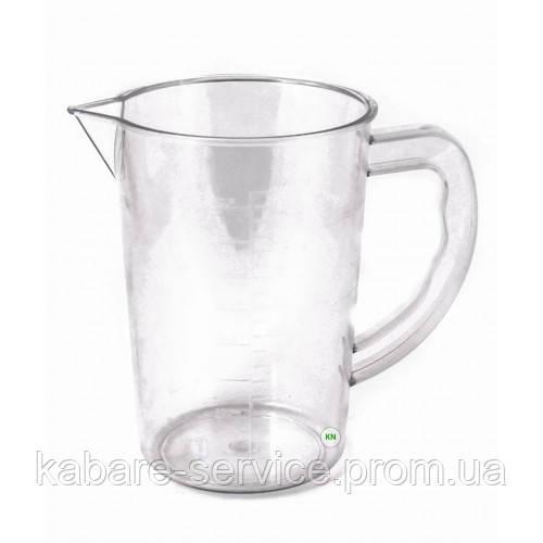 Мерный стакан 500 мл (поликарбонат)