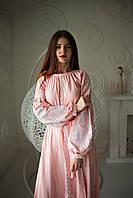 """Жіноче вишите плаття """"Періс"""" (Женское вышитое платье """"Перис"""") PJ-0013"""