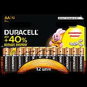 Батарейка DURACELL AA (LR06) MN1500 12шт.