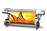 Печать на баннерах, широкоформатная печать