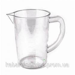Мерный стакан 1000 мл (поликарбонат)