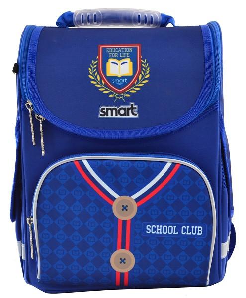 555995 Рюкзак каркасный Smart PG-11 School Club 26*34*14