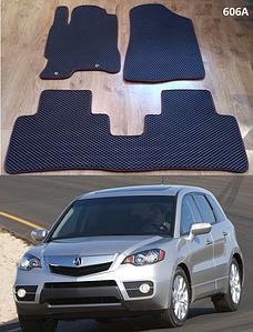 Коврики на Acura RDX 2006-2013. Автоковрики EVA