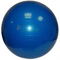 Мяч для фитнеса 75 см PROFITBALL (голубой)