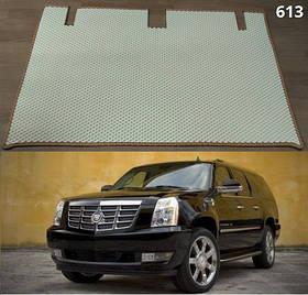 Коврик багажника Cadillac Escalade III 2007-2013. Автоковрики EVA