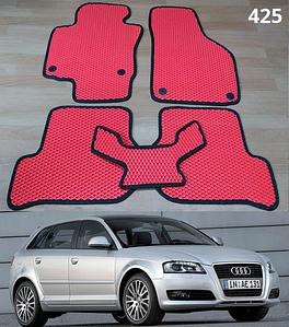 Коврики на Audi A3 2004-2012. Автоковрики EVA