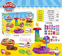 """Игровой набор с пластилином Play-Doh """"Магазин сладостей"""" 677-С502"""