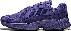 Женские кроссовки Adidas Yung-1 Triple Purple F37071, Адидас Янг 1