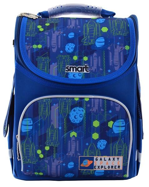 555997 Школьный рюкзак Smart PG-11 Galaxy 26*34*14