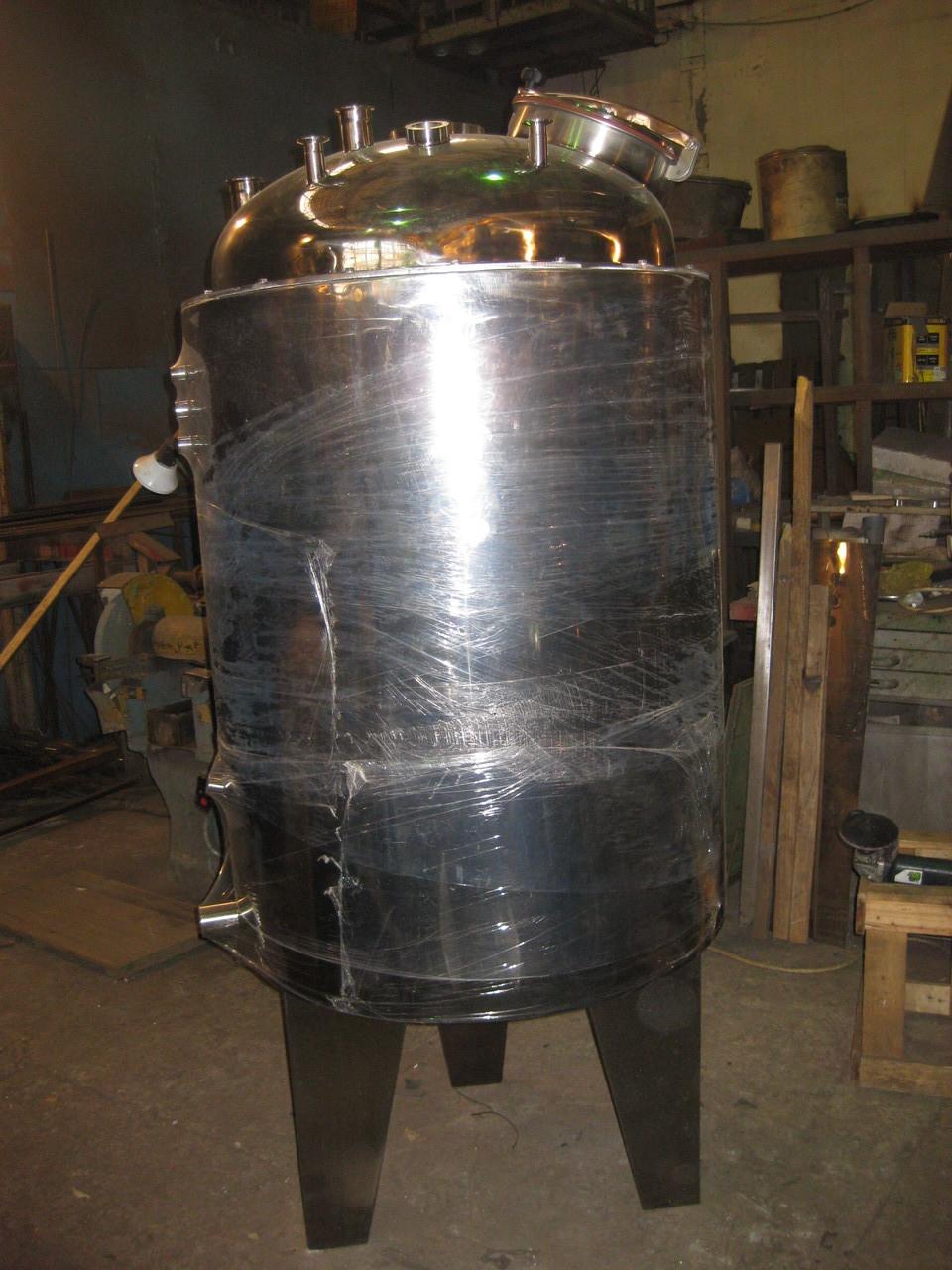 Емкость для брожения из нержавеющей стали