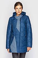 Женская демисезонная куртка. Модель 219. Размеры 50-62. Много цветов