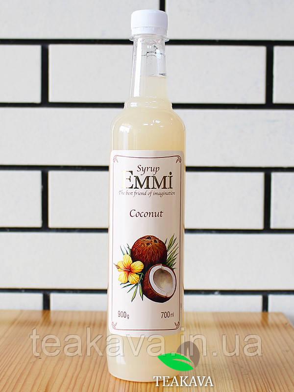 Сироп Emmi Кокосовый 0,7 л (ПЭТ бутылка)