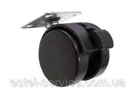 Комплект пласмасовых колес с стопором