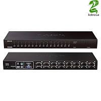 KVM-переключатель D-Link KVM-450 16port