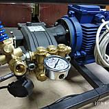 Манометр 400 бар для Апарату високого тиску, фото 4