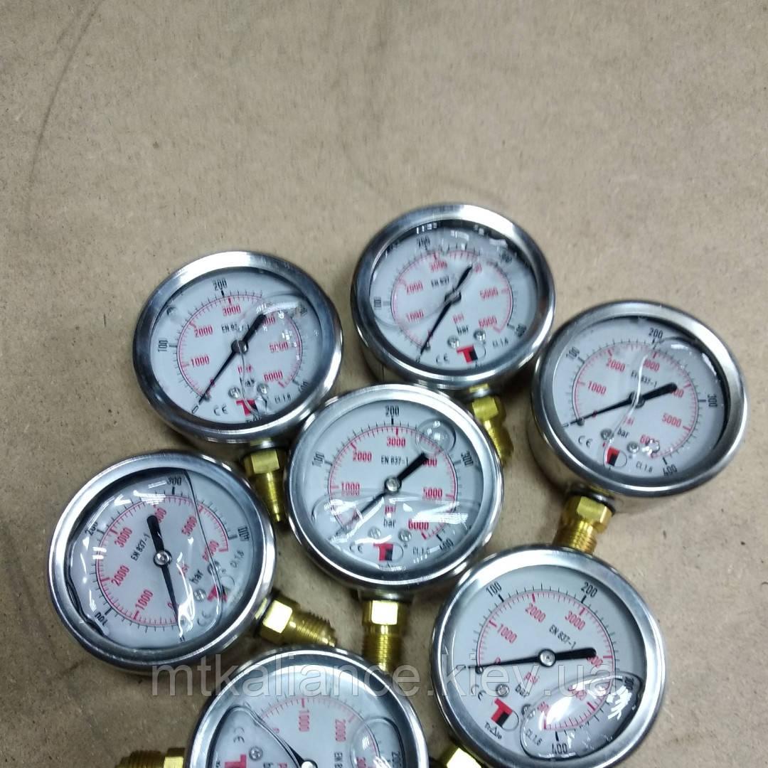 Манометр 400 бар для Апарату високого тиску