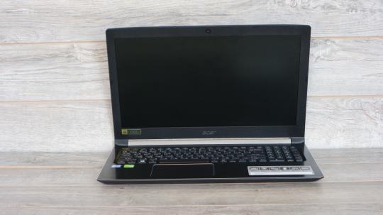 Б/У Игровой ноутбук Acer i3-7020U/6Gb/1000Gb/Nvidia MX130-2Gb