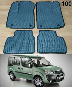 Коврики на Fiat Doblo 2001-2009. Автоковрики EVA