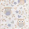 Постельное белье в детскую колыбель BabySoon три предмета Совуньи цвет бежевый (417), фото 4