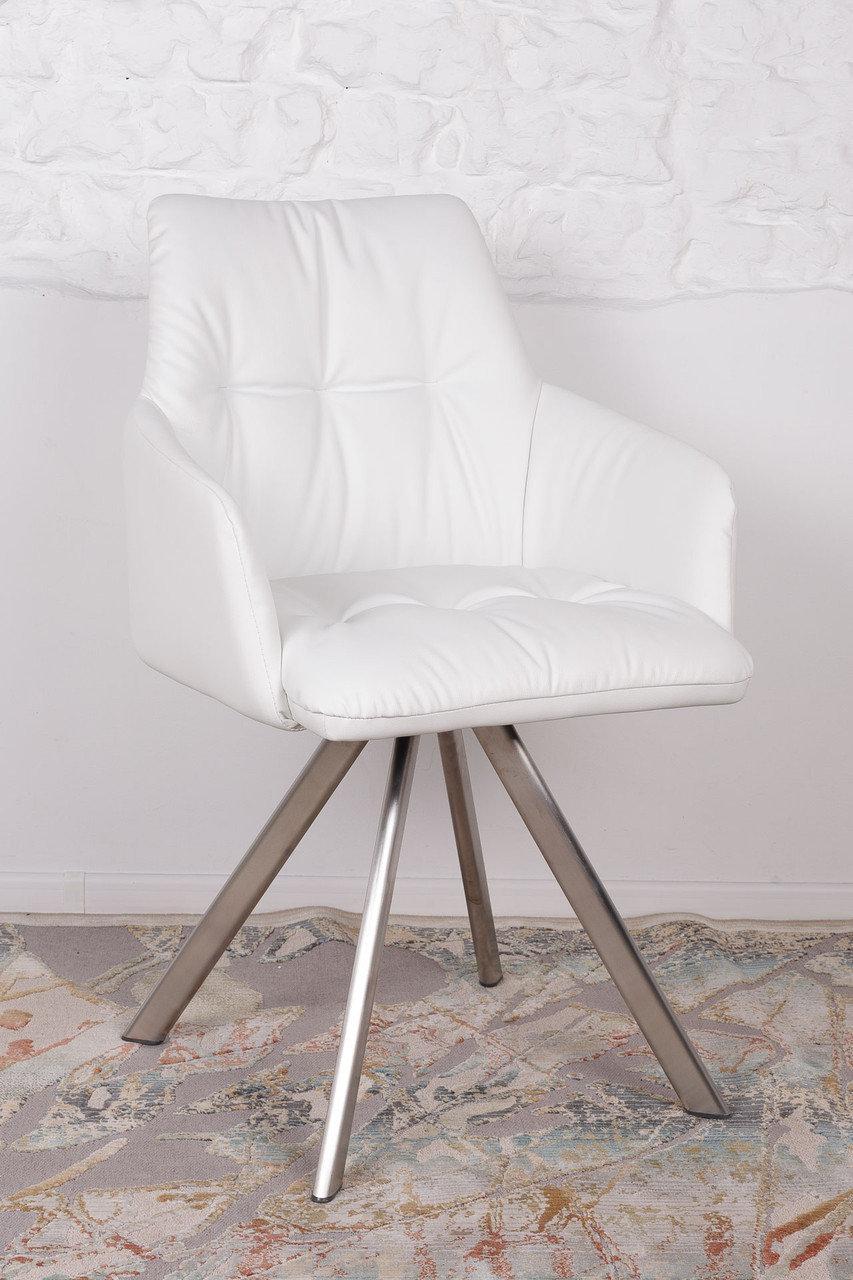 Кресло Nicolas LEON 60х55х89 см белый
