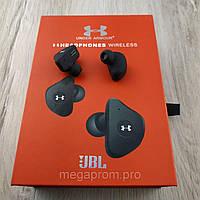 Наушники беспроводные JBL UA-X Bluetooth Black