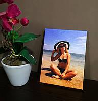Ваше Фото на холсте 15 х 20 см