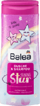 Дитячий гель BALEA Kids Dusche & Shampoo Shining Star,