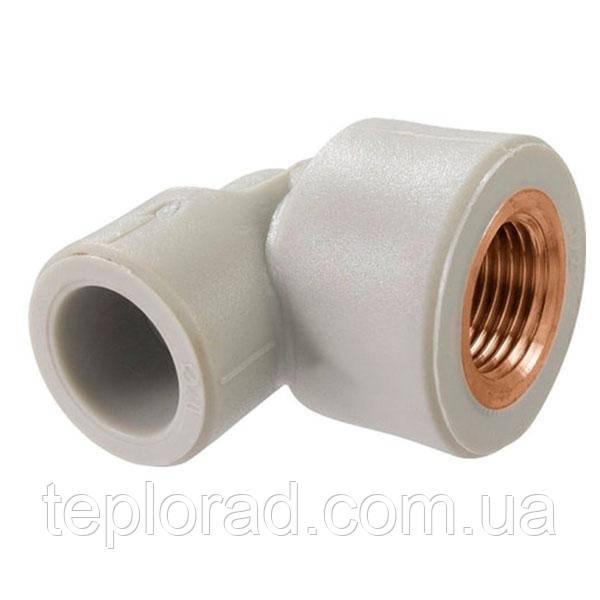 Отвод с резьбой внутренней KAN-therm РР 20-3/4 (04104621)