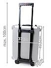 Набір інструментів Rupez RTS-186 од. Набір головок та ключів хром-ванадій, фото 2