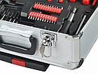 Набор инструментов Rupez RTS-186 ед. Набор головок и ключей хром-ванадий, фото 4