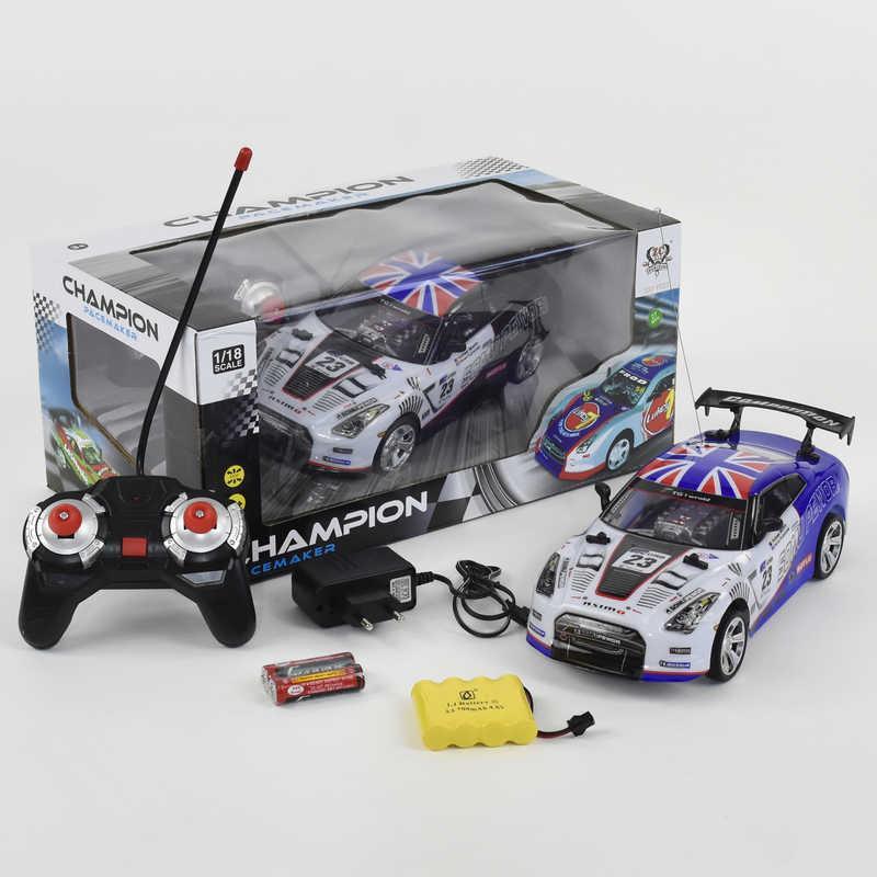 Машина на р/у 333 - Р023 (24) аккумулятор 4.8V, подсветка, в коробке