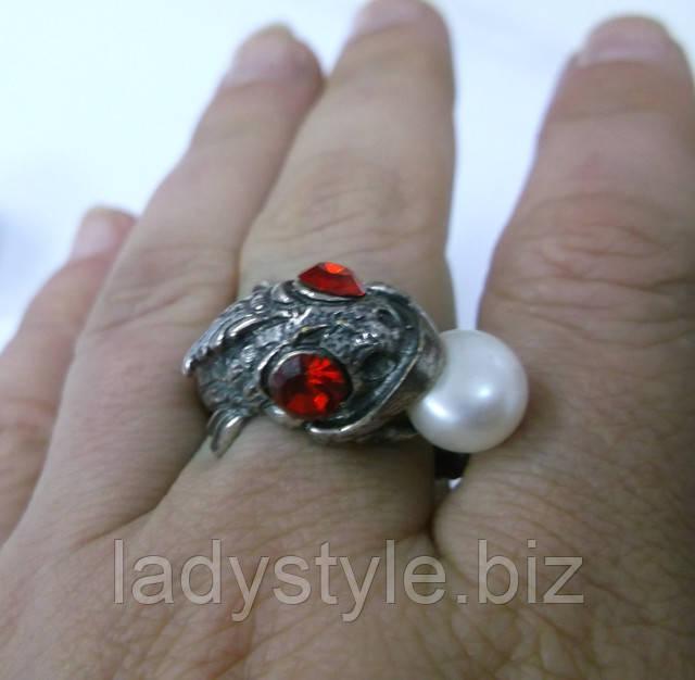 кольцо перстень сапфир топаз купить украшения подарок талисман камень оберег