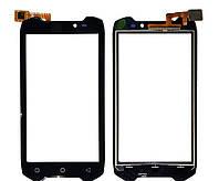 Сенсорный экран для мобильного телефона Oukitel K10000 Max черный ORIG